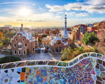 Barcelona Park Guell
