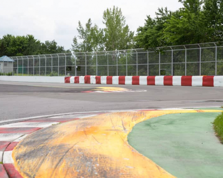 F1 Montreal Circuit