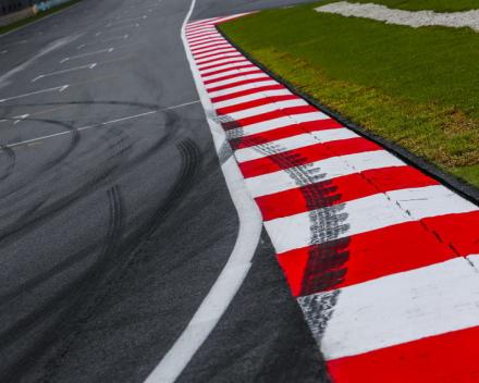 Circuit à Monza
