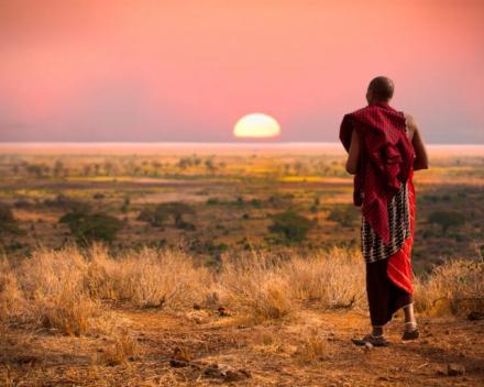 Fietssafari in Tanzania