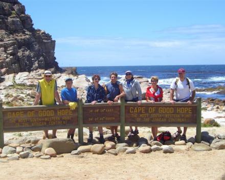 All Terrain Bike Safari van Port Elisabeth  tot Kaapstad in 12 dagen
