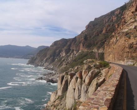 Fietstocht langs de Tuinroute naar Kaapstad in 18 dagen (MTB of E-Bike)