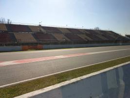 Circuit de Catalunya Formule 1
