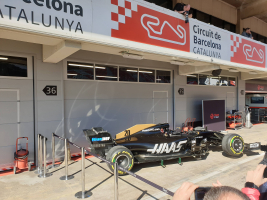 F1 GP Barcelone