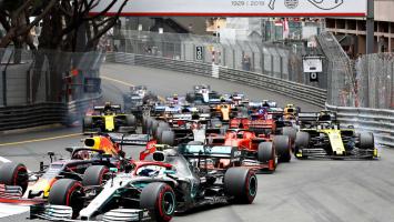F1 Grand Prix van Monaco