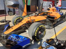 F1 Wagen