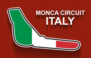 Formule 1 Circuit Monza Italie