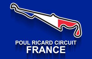 Formule 1 GP Le Casselet France