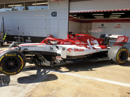 Formule 1 Paddock