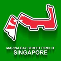 Formule 1 Singapore Marina Bay