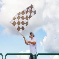 Hungaroring Finish F1