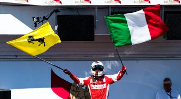F1 Grand Prix van Italië