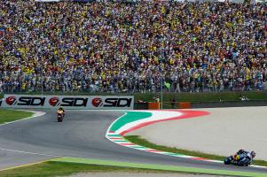 Moto GP van Mugello