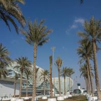 Yas Marina in Abu Dhabi