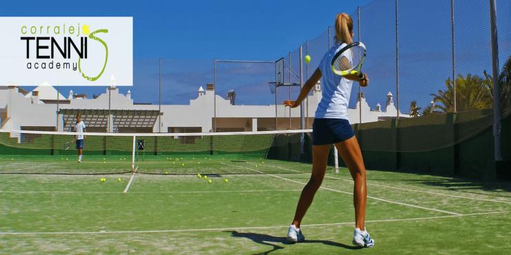 Tennisvakantie Corralejo in Fuertenventura