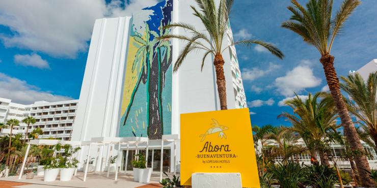 Hôtel Abora Buenaventura ***