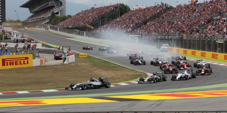 F1 Grand Prix d'Espagne