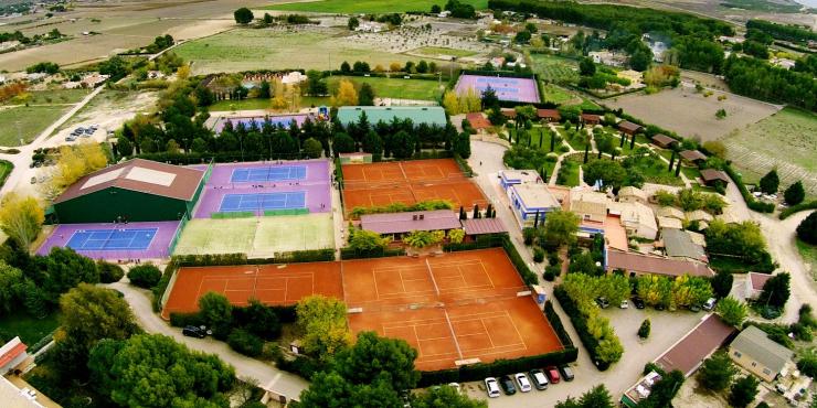 Tennisvakantie JC Ferrero Equelite Sport Academy