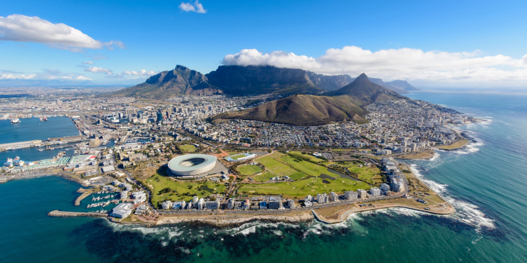 MTB of E-Bike Safari langs de tuinroute tot Kaapstad in 12 dagen