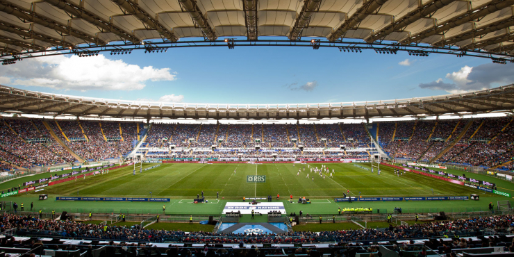 6 Nations Cup : Italië